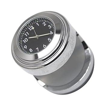 sharplace 7/8 reloj reloj relojes motocicleta manillar reloj reloj para Honda/Yamaha