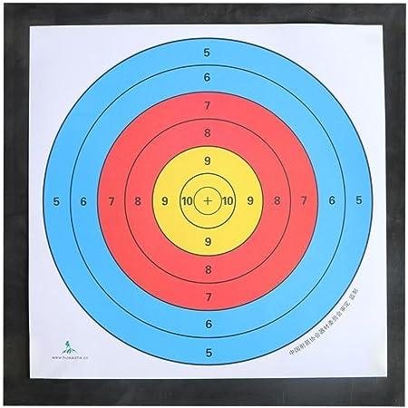BLACK HOLE ARCHERY PRACTICE TARGET Field Bow Crossbow Arrow Mat Block Hunting US
