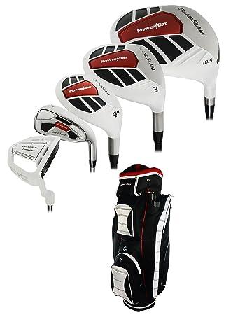 Nueva Powerbilt Grand Slam conjunto completo de golf ...