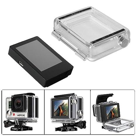 Fantaseal LCD BacPac visualización de Monitor Externo con ...