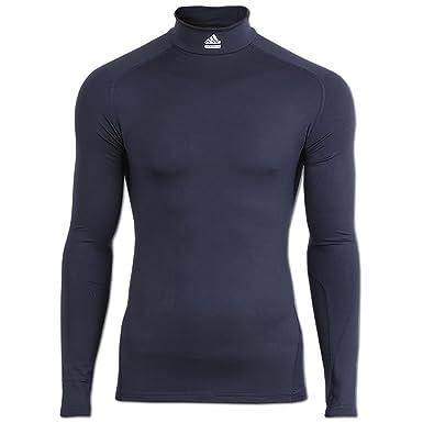 adidas - Camiseta térmica - para hombre negro 2XL  Amazon.es  Ropa y  accesorios 332429c2e61d9