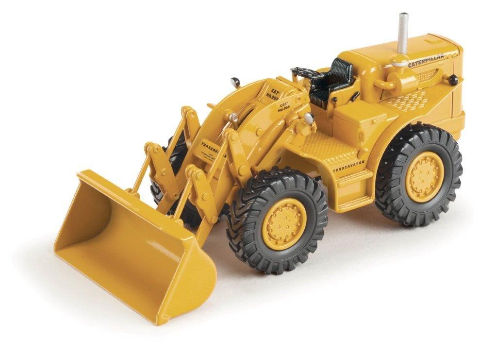 [キャット]Cat Model 966A Traxcavator ACMOC Collectible Model ACMOC Replica , erpillar Collectible Yellow 55232 [並行輸入品] B019XGGME4, PARADISE MARKET:ab0ffd71 --- cooleycoastrun.com