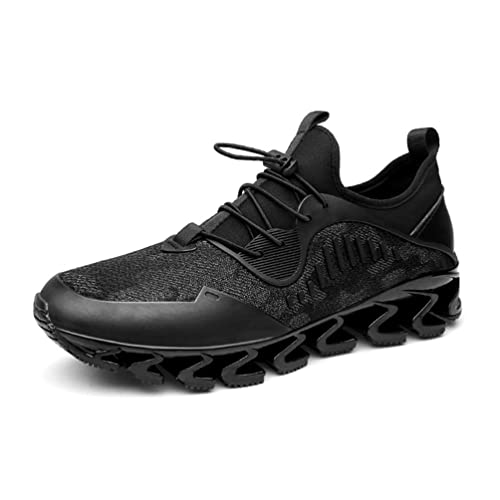 LFEU - Zapatillas de Running de Lona Hombre: Amazon.es: Zapatos y complementos