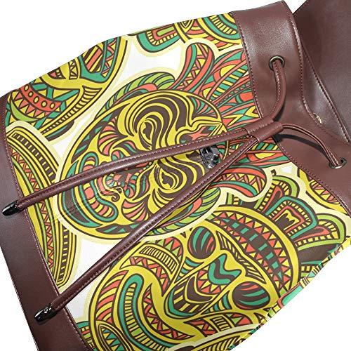 dos à Taille porté au pour Sac unique multicolore femme DragonSwordlinsu main txwOXaz