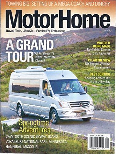 Airstream Interstate Motorhome