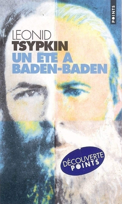 """Résultat de recherche d'images pour """"un été à baden-baden de leonid tsypkin"""""""