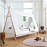 kids teepee cabin bed