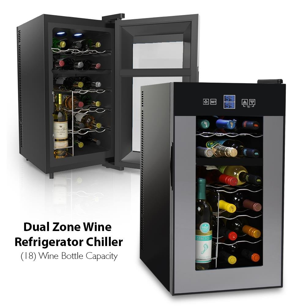 spt heating countertop cooler wc coolers p platinum wine thermoelectric with plastic bottle