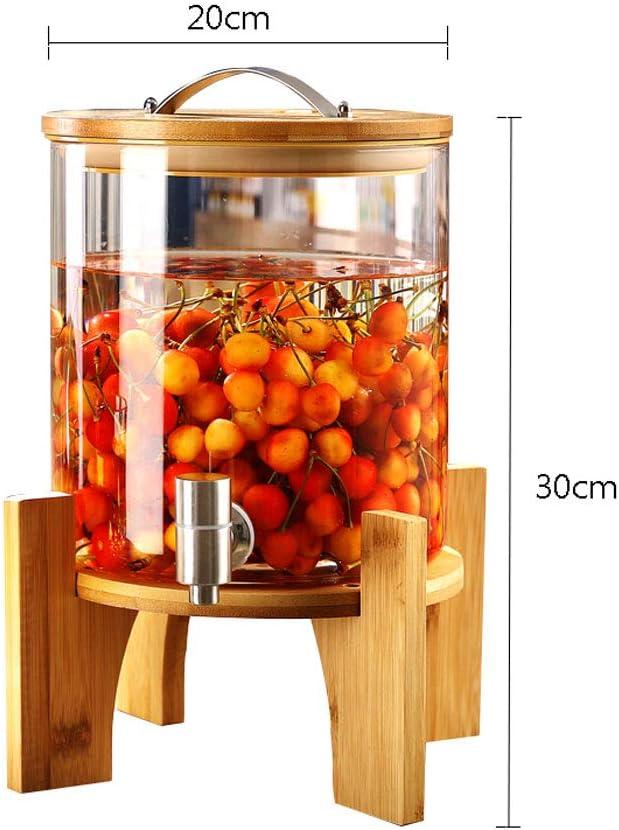 Dispensador de bebidas de acero inoxidable duradero Dispensador de grifo de barril de vino Grifo para ba/ño en el hogar Cocina Kaemma