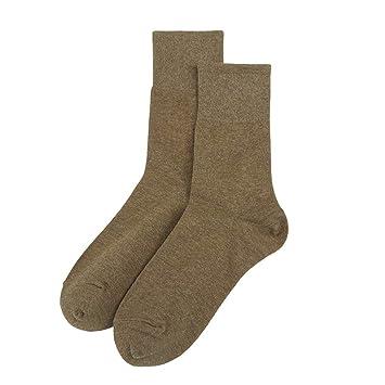 zhaoaiqin 1 par de Calcetines de otoño e Invierno de Calcetines en el Tubo Calcetines de