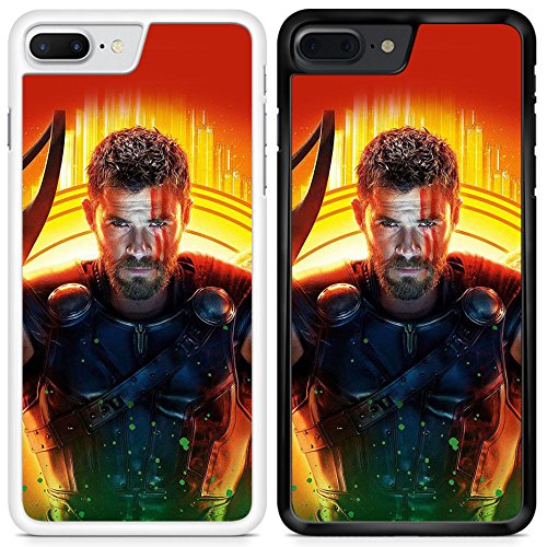 Thor Chris Hemsworth Custom Designed Printed Phone Case for Samsung Galaxy S7 Thor10/Black