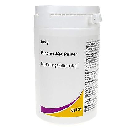 Pancrex vet. Polvo 100 g: Amazon.es: Salud y cuidado personal
