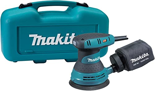 Makita, BO5031K, Variable Speed Random Orbit Sander, 5 In