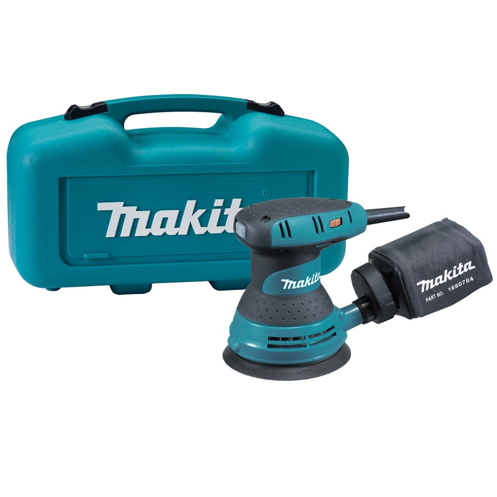 Variable Speed Random Orbit Sander, 5 In by Makita