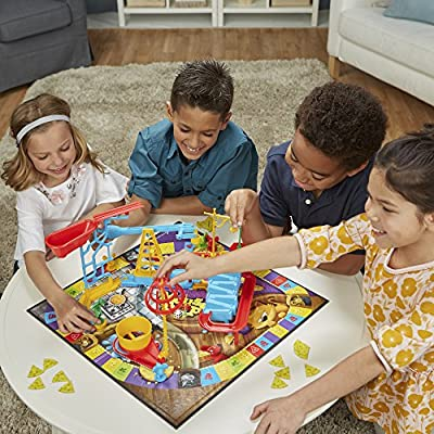 Hasbro Gaming Mouse Trap Game: Hasbro: Toys & Games