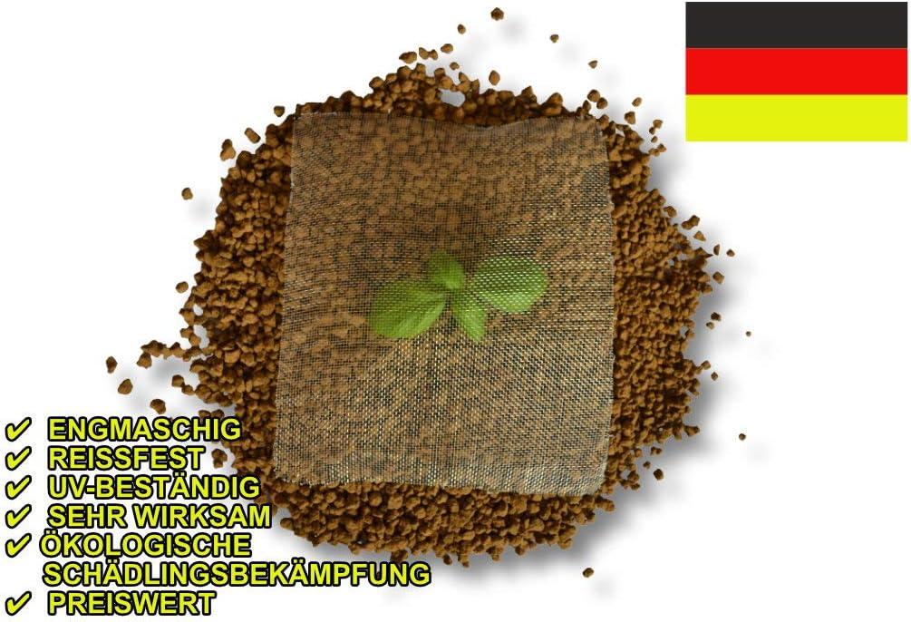1 St/ück 3,5 x 5 m hochwertigstes uv best/ändiges Gem/üseschutznetz Gem/üsenetz Sch/ädlingnetz Kulturschutznetz Sch/ädlingsnetz Insektenschutznetz Gartennetz feines Netz fein- engmaschig aus Deutschland