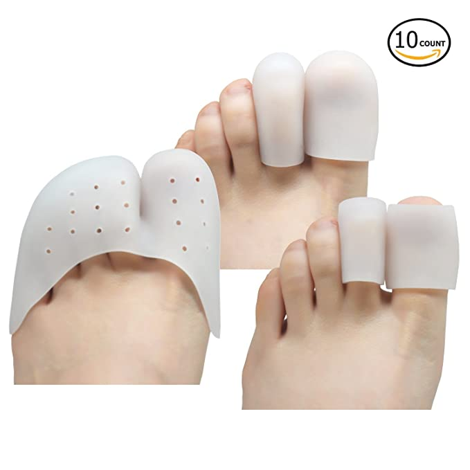 2 opinioni per Meta-U Toe Protector Kit (pacchetto di 10)- Metatarsal Pad Maniche 1 coppia,