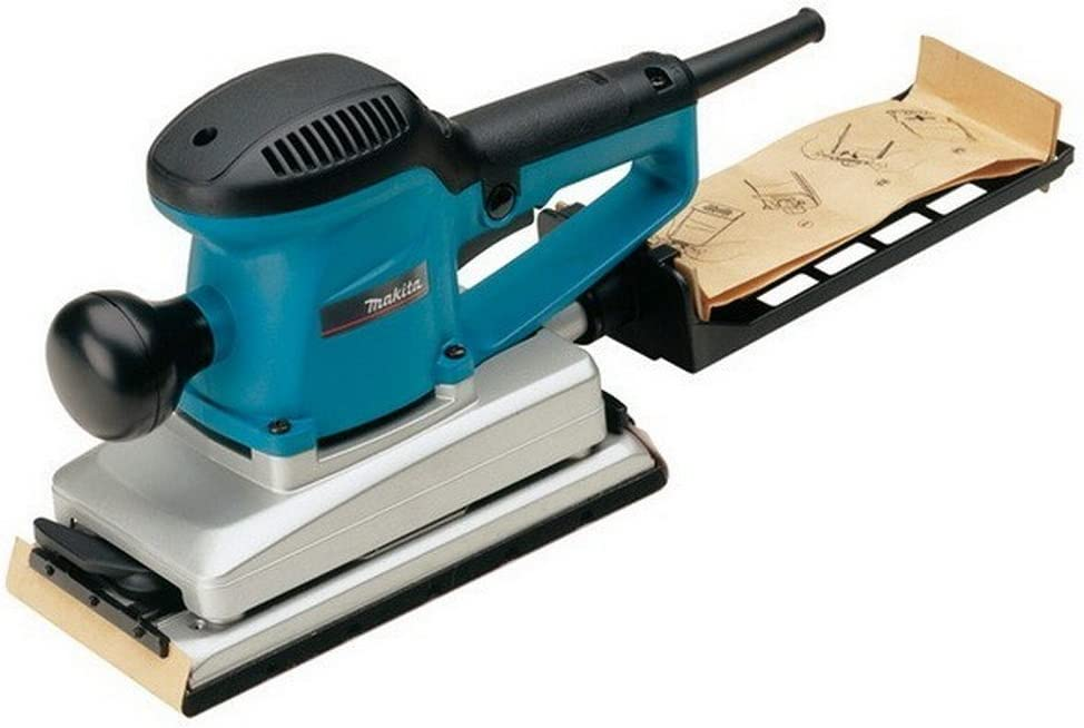 Makita 1002BA 4-3 8 Inch Curved Base Planer