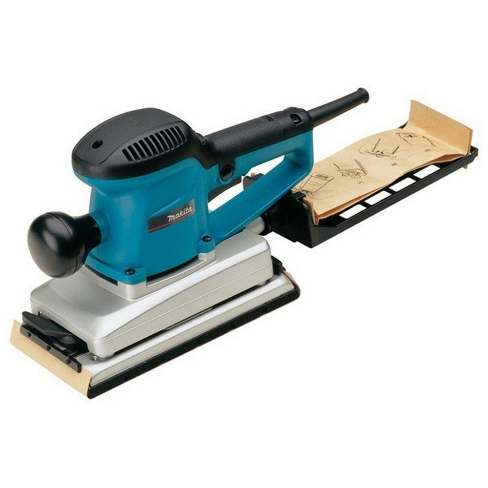 Sheet Finishing Sander, 1 2 In, 2.9 A