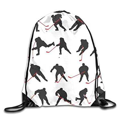 amazon tfugpigp ice hockey 3 drawstring backpacks sport leisure I Beam Design tfugpigp ice hockey 3 drawstring backpacks sport leisure bundle backpack beam backpack sport gym travelling bag