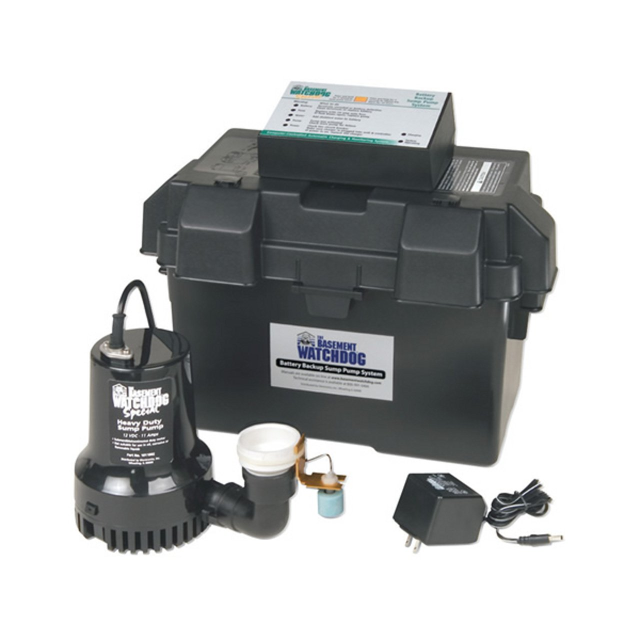 basement watchdog bwsp gallons per hour basement watchdog special backup sump pump battery backup sump pump amazoncom