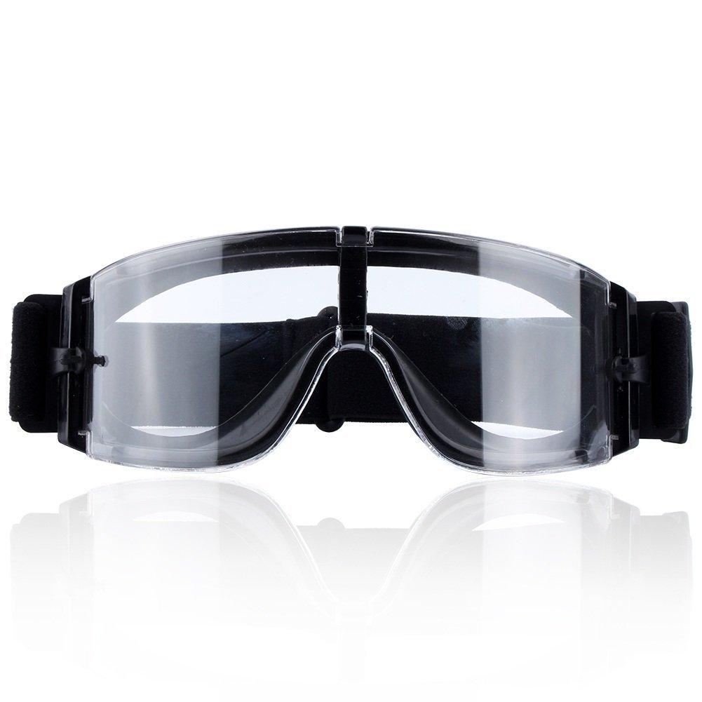 Gafas De Equitación Inastillable X800 Gafas Protectoras Para Jockey Para Caza Nacional Punto A Punto Plana Completo Con Bolsa Gratis: Amazon.es: Deportes y ...