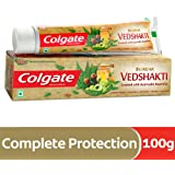 Colgate Toothpaste -Swarna Vedshakti - 100 g