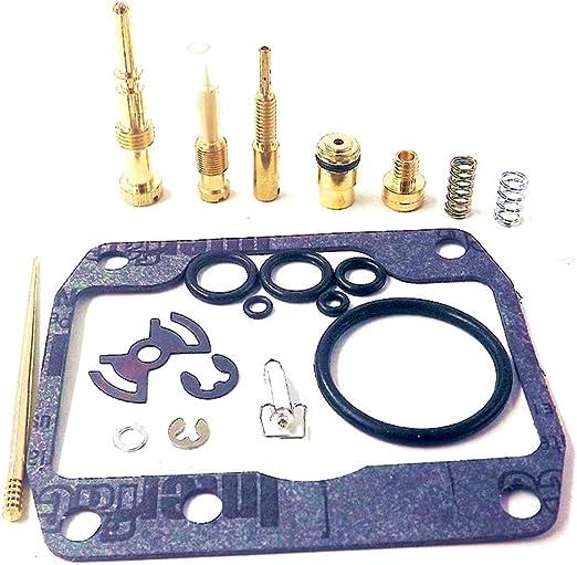 Carburetor Carb Rebuild Kit Repair for Suzuki LT230S Quadsport 1985-1988 LT230