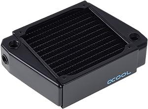 Alphacool 14232 NexXxoS XT45 Full Copper X-Flow 120mm Radiator Water Cooling Radiators