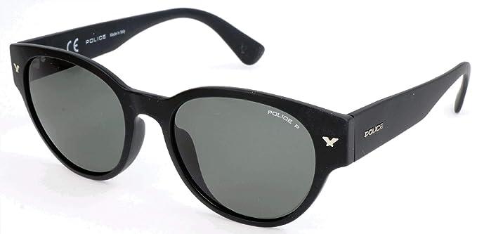 Police Sonnenbrille SPL151M Gafas de sol, Gris (Gr), 52.0 ...