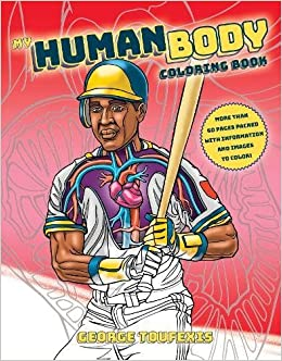 My Human Body Coloring Book: George Toufexis: 9781631581519 ...
