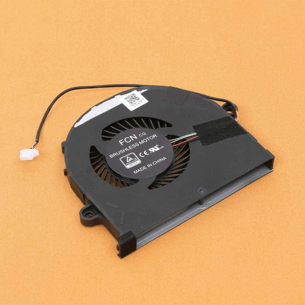 Gazechimp Replacement New Laptop CPU Cooling Fan for ASUS FZ63VD// FX63VD //FX63VD7300// FX63VD7700