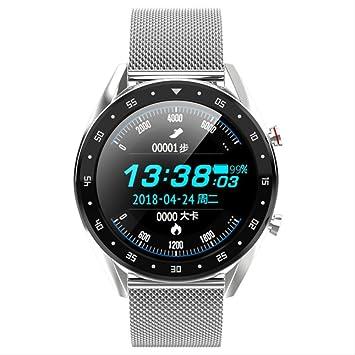 hzznshbfzh Relojes Inteligentes, Reloj Hombre Business Sports iOS ...