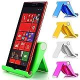 Bestwishes2u Universal Desktop Foldable Adjustable Angle Stand Holder For Tablet Cellphone