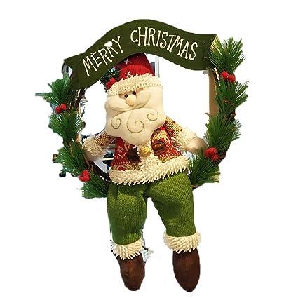 Amazon Com Ysnjl Christmas Decorations Handicrafts Home Shop