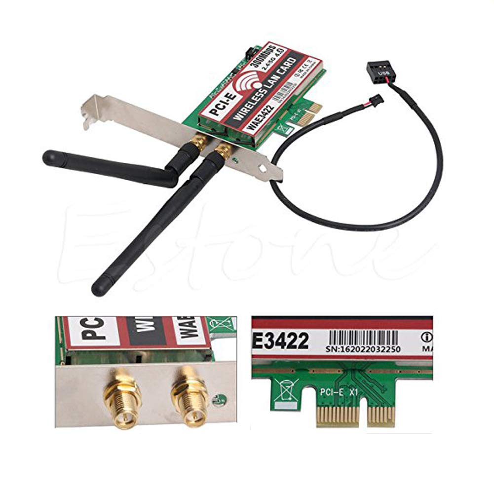 Glodenbridge Network Card, Bluetooth 20200.200 Dual Band 20G/20G 3200200Mbps ...