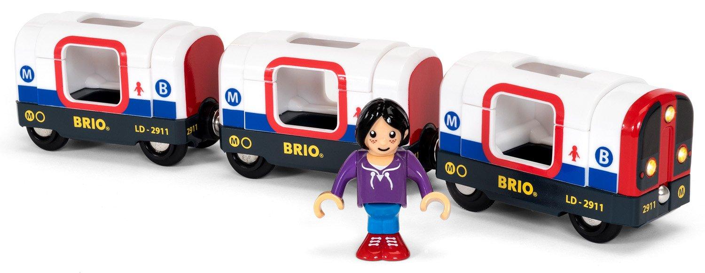 Juguete De Año s Brio 33867 Trene Trenes JugueteMadera3 kTwOPXZiul
