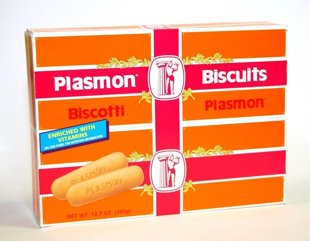 Plasmon - Italian Baby Biscuits (Biscotti), (12)- 12.7 oz. Boxes by Plasmon (Image #1)