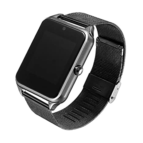 Amazon.com: Zxfzzz Smart Watch - Bluetooth Smartwatch Touch ...