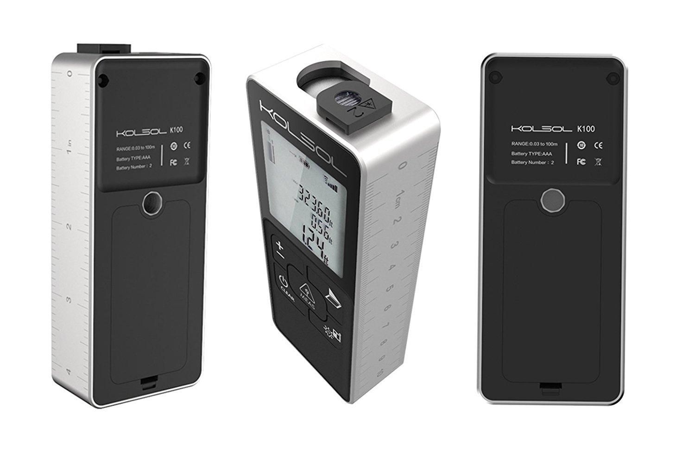 Laser Entfernungsmesser Netto : Kolsol k laser entfernungsmesser m ft cm mit