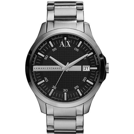 Reloj Armani Exchange AX2103 Plata Acero 316 L Hombre