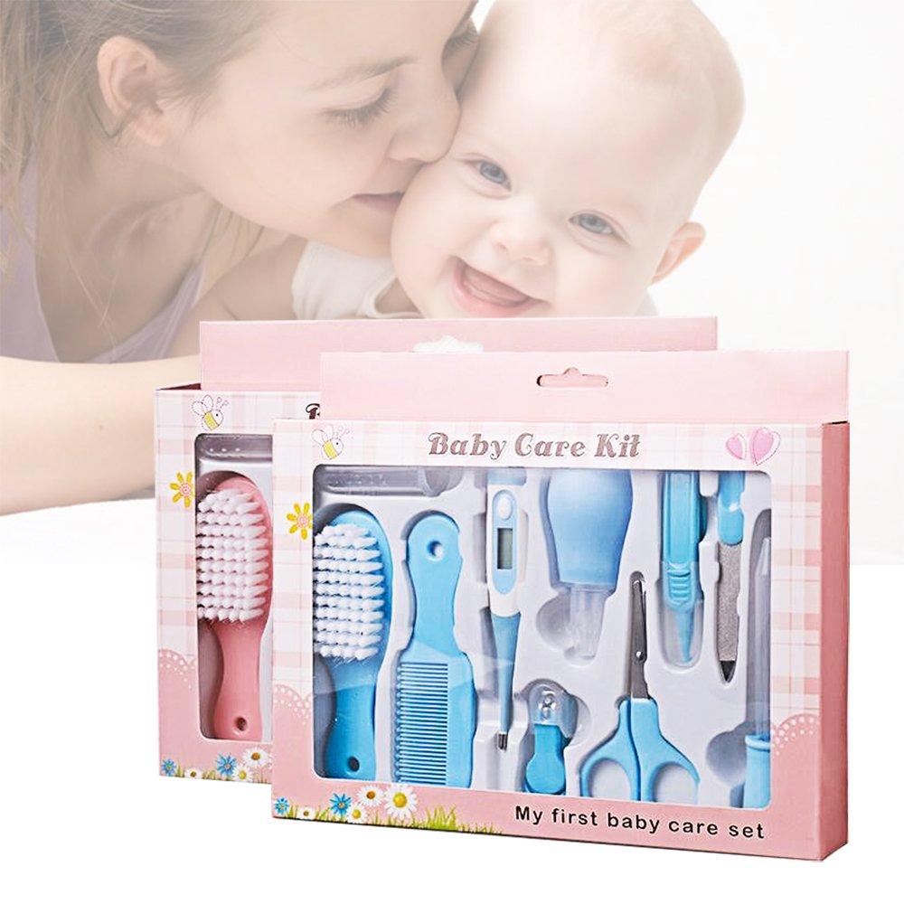 PCS Estuche de cuidados y salud para bebe GZQES Cuida del bebe