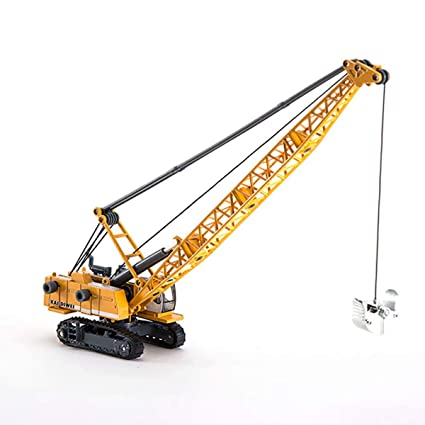 XZJT Children S Toy Alloy Tower Cable Excavation