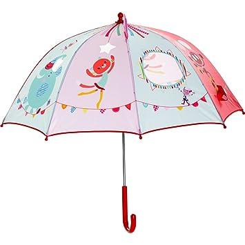 Paraguas Del Circo