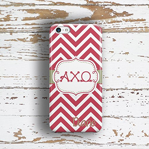 alpha chi omega iphone 5 case - 2