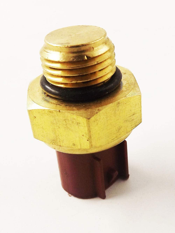Radiator Cooling Fan Temperature Switch Sensor 400 500 700 800 UTV ATV For HiSun