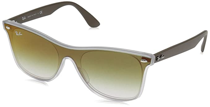 5b2f83fdf3 Image Unavailable. Image not available for. Colour  RAYBAN Unisex s  0RB4440N 6358W0 41 Sunglasses ...