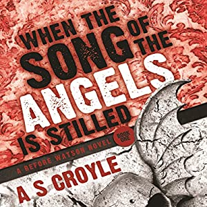 When the Song of the Angels Is Stilled Audiobook
