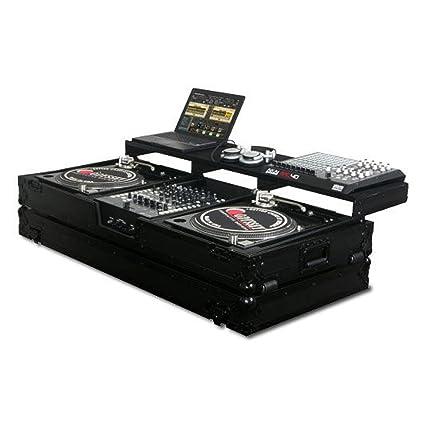 Amazon.com: Odyssey fzgspbm12 W remixer Tocadiscos DJ Ataúd ...
