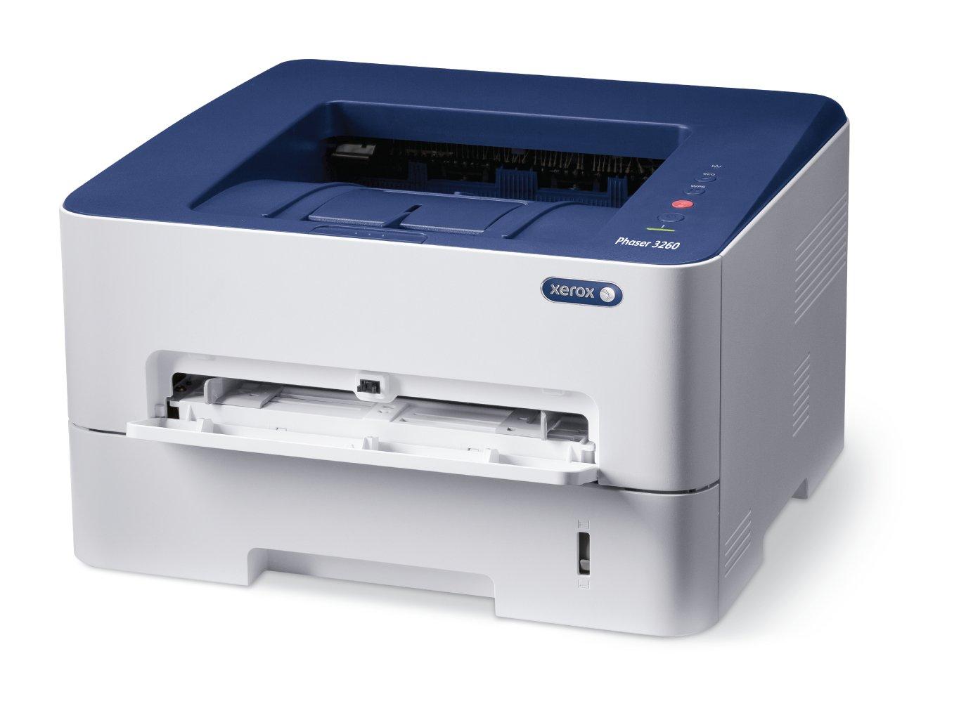 Amazon.com: Xerox Phaser 3260/DNI Monchrome Laser Printer - Wireless:  Electronics